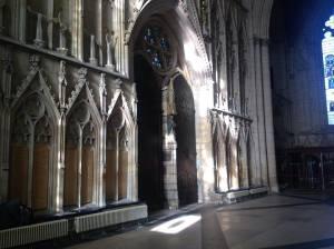 Inside York Minister