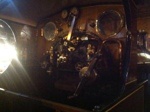 Train gears