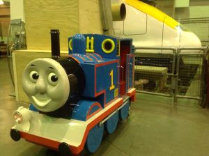 York National Railway Meseum -Thomas